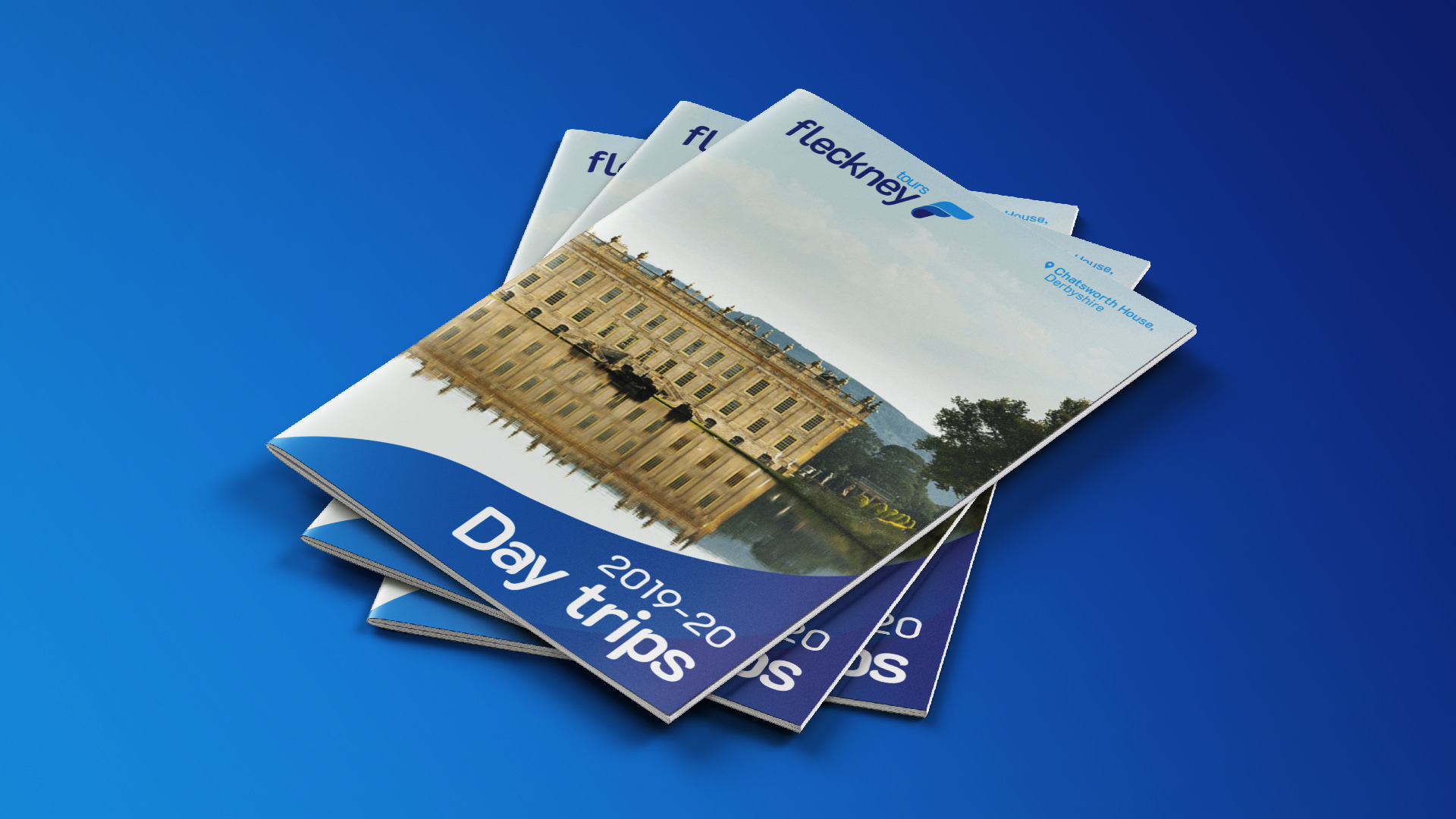 Fleckney Group Brochure Design