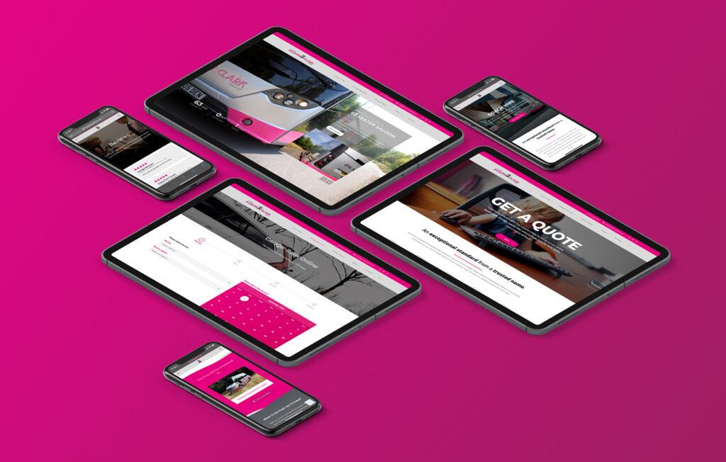 Ausden Clark Group – Website Design