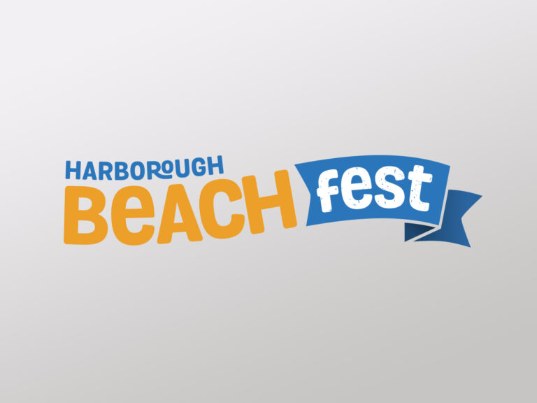 Harborough BeachFest – Brand Logo Design